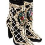Black boots, Faberge renaissance