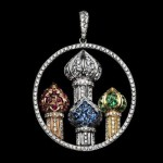 Unique Russian art and architecture in beautiful jewelry of Alena Gorchakova
