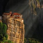 Amazing Holy Meteora