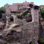 Stone buildings of Holy Meteora