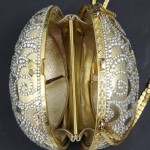 Emerald Faberge handbag