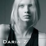 Daria Z – Russian model Daria Zhemkova