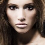 Natasha Galkina American fashion model from Russia