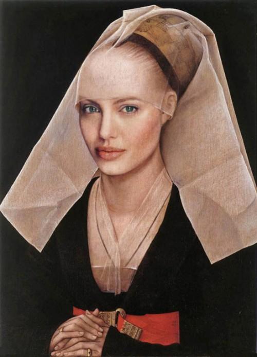 Angelina Jolie. The modern renaissance women