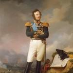 Portrait of Ivan Paskevich by Franz Kruger 1834