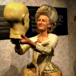 Madame Tussaud courageous and talented woman