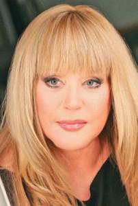 Blonde Alla Pugacheva