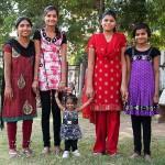 Jyoti Amge, the tiniest woman on Earth
