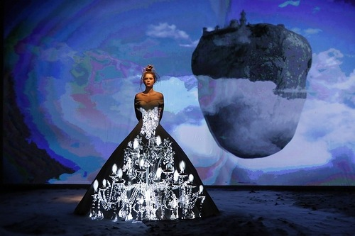French fairy tale by Franck Sorbier