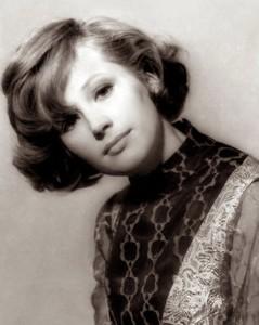 Young Alla Pugacheva