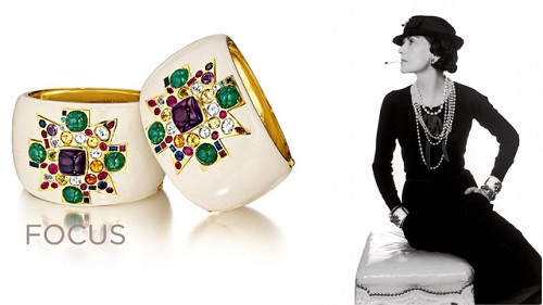 Masterpiece of Verdura jewellery