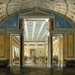 Edward P. Gau. halls of the New Hermitage. Hall of cameos, Hermitage