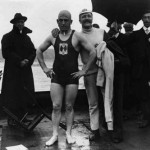 Swimming. 1908 Summer Olympics London