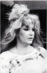 Early 1990s. Alla Pugacheva