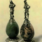 Malachite vases of The State Historical Museum of Russia