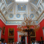 Skylight in the New Hermitage