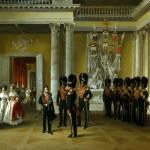 Ladyurner Adolf Ignatievich – Interiors of the Winter Palace