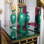 Grand Trianon Malachite Room