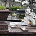 grave of Cleo