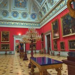 Italian art – one of the largest in the Hermitage