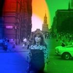 Red Square. Alla Pugacheva