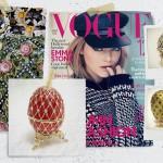 Vigue cover. Faberge renaissance