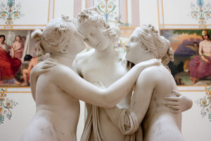 The Three Graces, Hermitage