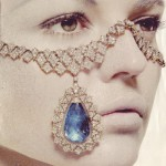 Carats aquamarine for this beautiful Buccellati Necklace