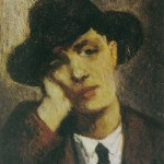 Portrait of Modigliani, 1919