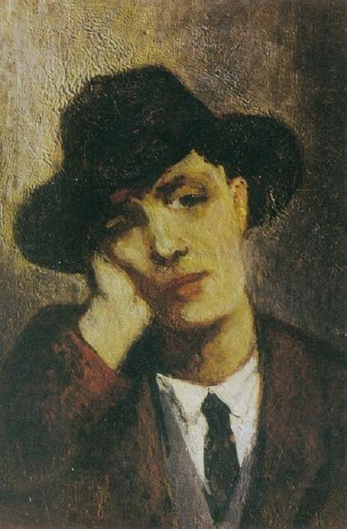 Portrait of Modigliani, 1919