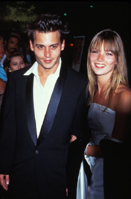 Johnny Depp Inside his Volatile 1990s Romance with Kate