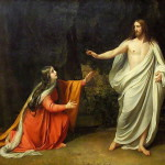 AA Ivanov – The Appearance of Christ to Mary Magdalene