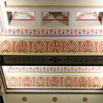 Interior decor in the Twenty Columns hall