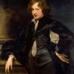 Anthony van Dyck – selfportrait