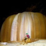 Unique Tham Pha Mon cave, Pang Mapha, Thailand