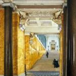 K.A. Ukhtomsky. Paradnaya (entrance) staircase and lobby