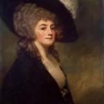 Romney, George – Portrait of Mrs. H. Greer