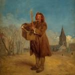 Watteau Antoine – Savoyard with a Marmot