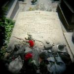 Paris cemetery Père Lachaise