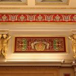 Detail of interior