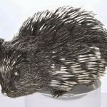 Animal sculpture of silver by Gianmaria Buccellati