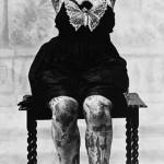 Edith Burchett - the wife of tattoo artist George Burchett