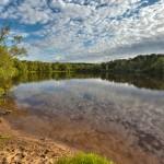 Reflection. Beautiful landscape by Russian photographer Aleksandr Danilin