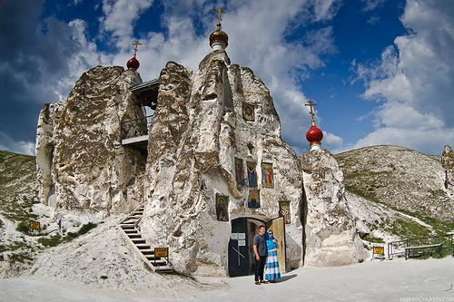 Divnogorie – Kostomarovo Cave Temples in Russia