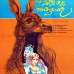'Donkeyskin' (Peau d'ane) 1970 movie poster