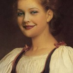Pretty Drew Barrymore