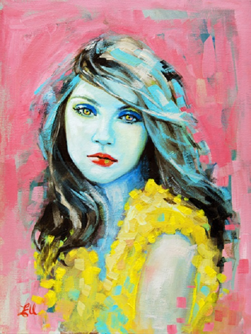 Beauty Will Save Female Beauty In Drawings By Emma Uber Beauty Will Save