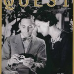 Fulco and Coco grace the cover of Quest May 2013 jewelry issue