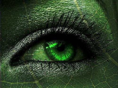 Green color facts and quotes