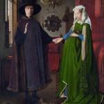 Jan van Eyck's 'Arnolfini' Portrait